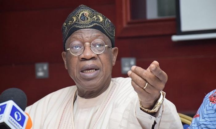 Lai Mohammed Defends Buhari Over Fuel Price Comparison With Saudi Arabia