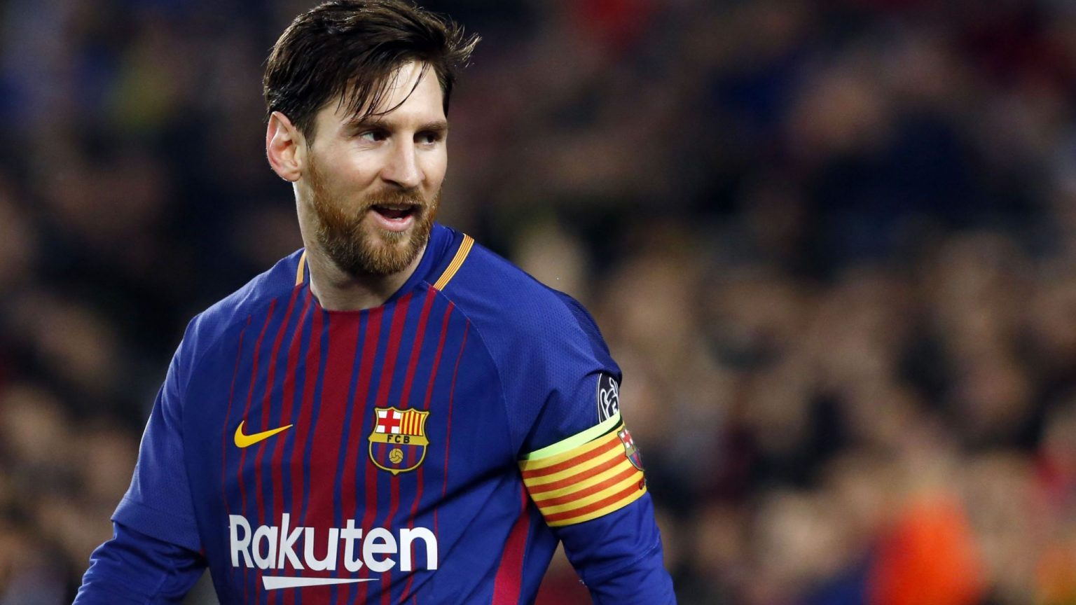 LaLiga: Messi reveals why he wanted to leave Barcelona, gives update on Future