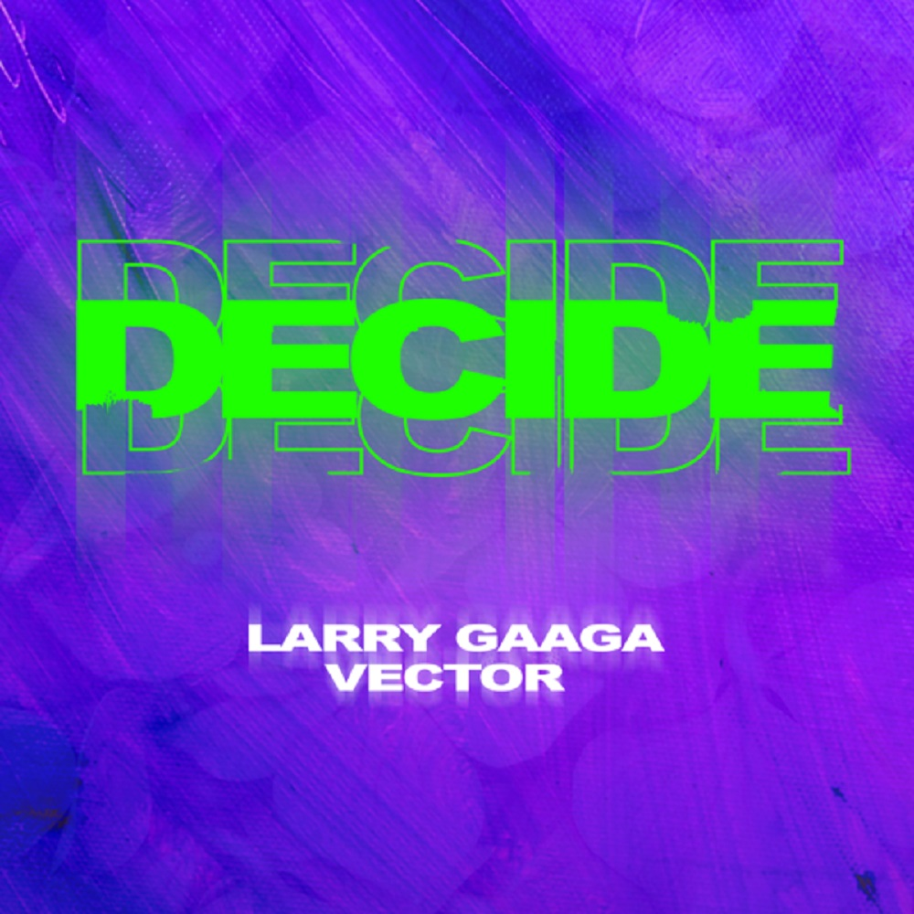 Larry Gaaga Ft. Vector - Decide