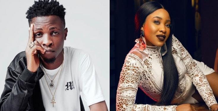 Laycon did not unfollow Erica on Instagram, She Blocked Him - Man Reveals
