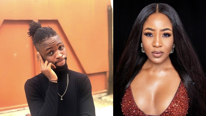 Laycon Speaks On Sour Relationship With Erica