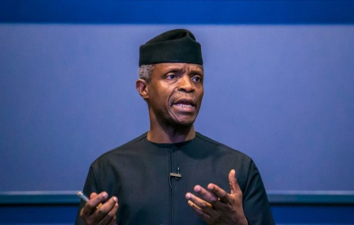 Let's Face Future With Hope – Osinbajo To Nigeria Youths