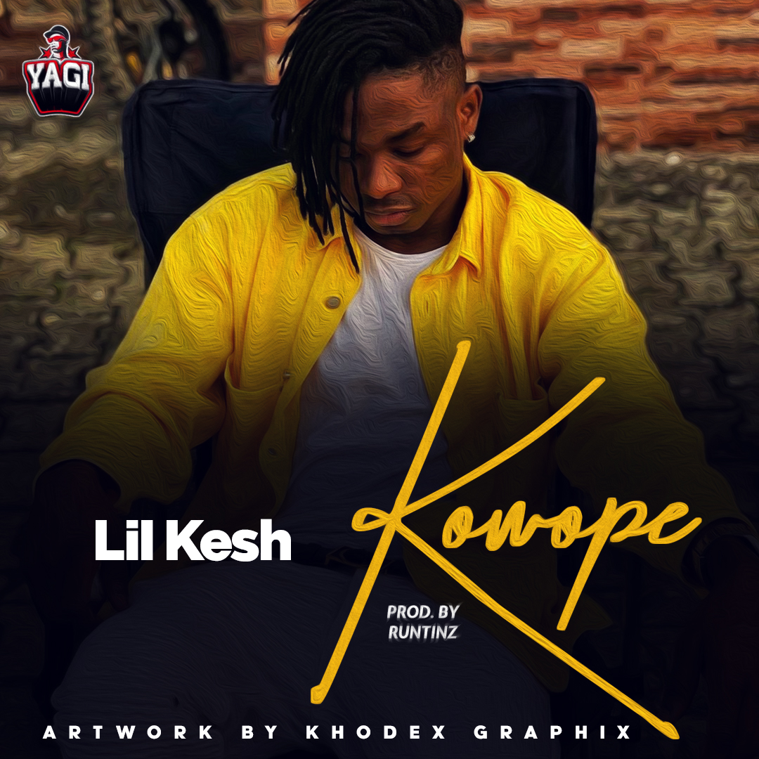 Lil Kesh - Kowope (Prod. By Runtinz)