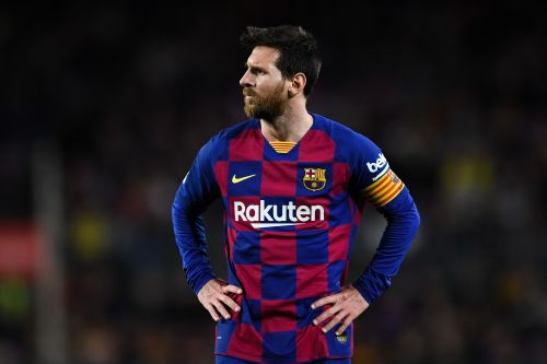 Lionel Messi Tops Highest Paid Football Players In 2020