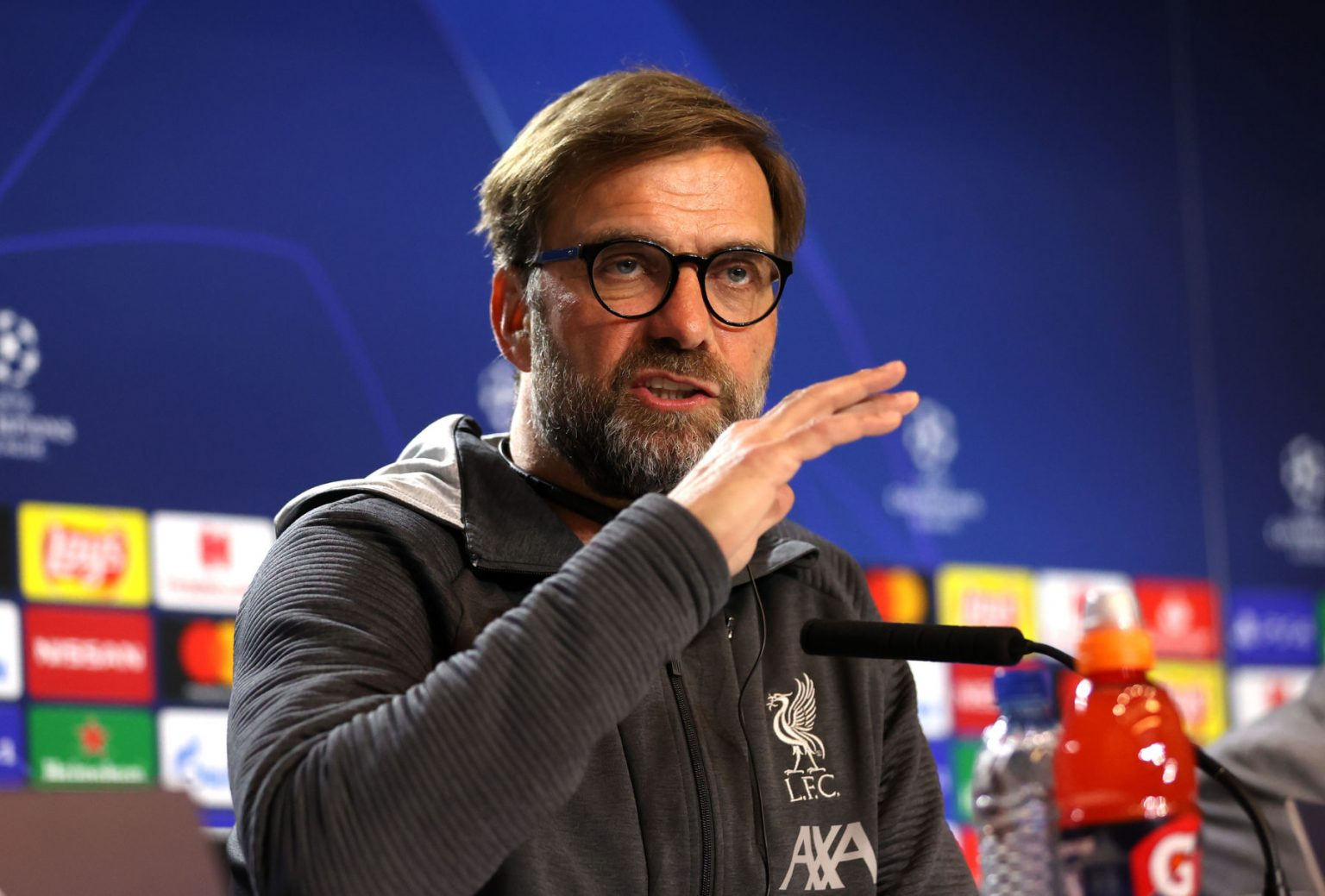 Man Utd vs Liverpool: Klopp reveals how they will prepare for EPL crunch tie