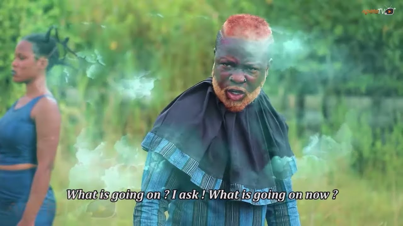 Lucifer Part 2 Latest Yoruba Movie 2019