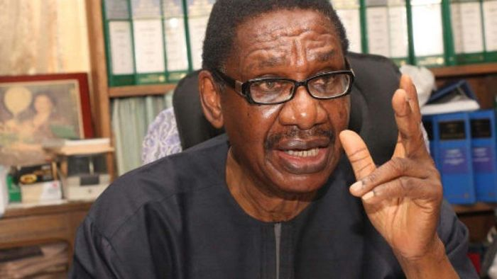 Malami Wants To Shut Down EFCC – Sagay Tackles Buhari's Minister Over New Bill