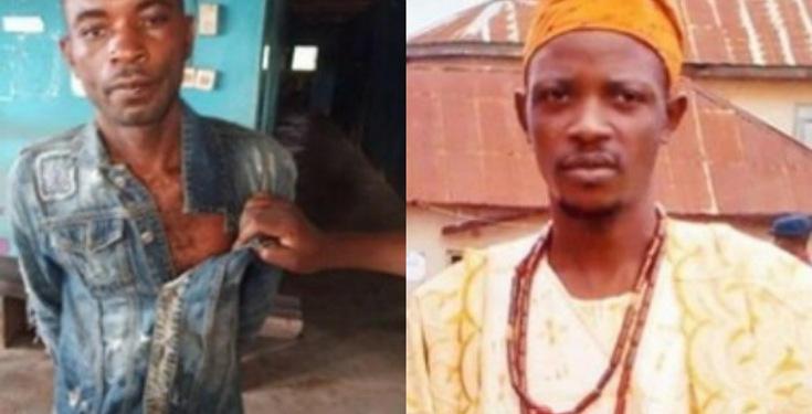 "Man allegedly Burns Ekiti Chief Alive for ""Snatching his Wife"""