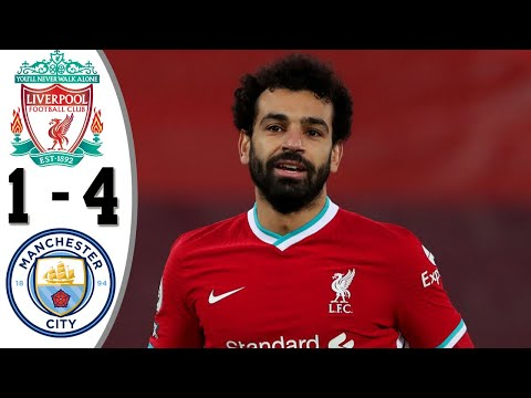 Man City vs Liverpool (4-1)