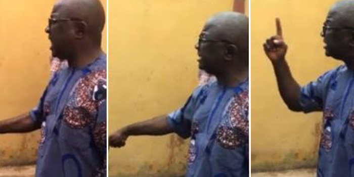 Man cries as he mourns his U.S-based friend who died because he put others before himself (Watch Video)