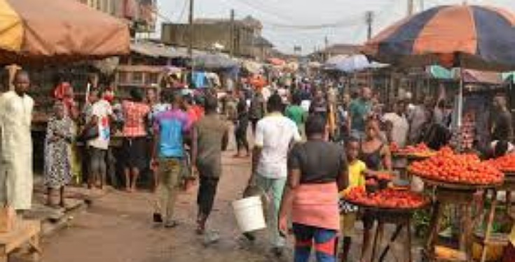 Man Died While Buying Foodstuffs at Market in Delta State