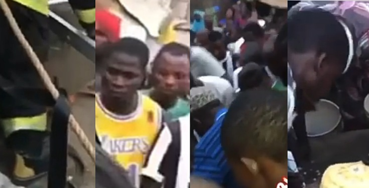 Man dies after Jumping into a Well to Retrieve his N3k Phone (Video)