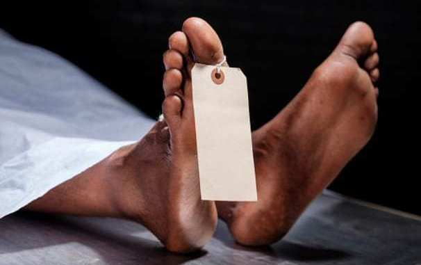 Man Found Dead in Ghana Guest House After Spending the Night with his 25 year old Side Chick