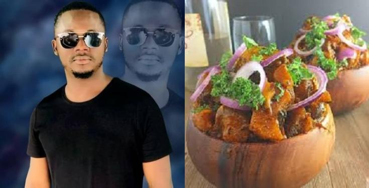 Man narrates how he left his Wife during Labour to go eat Isi-Ewu with his Friends