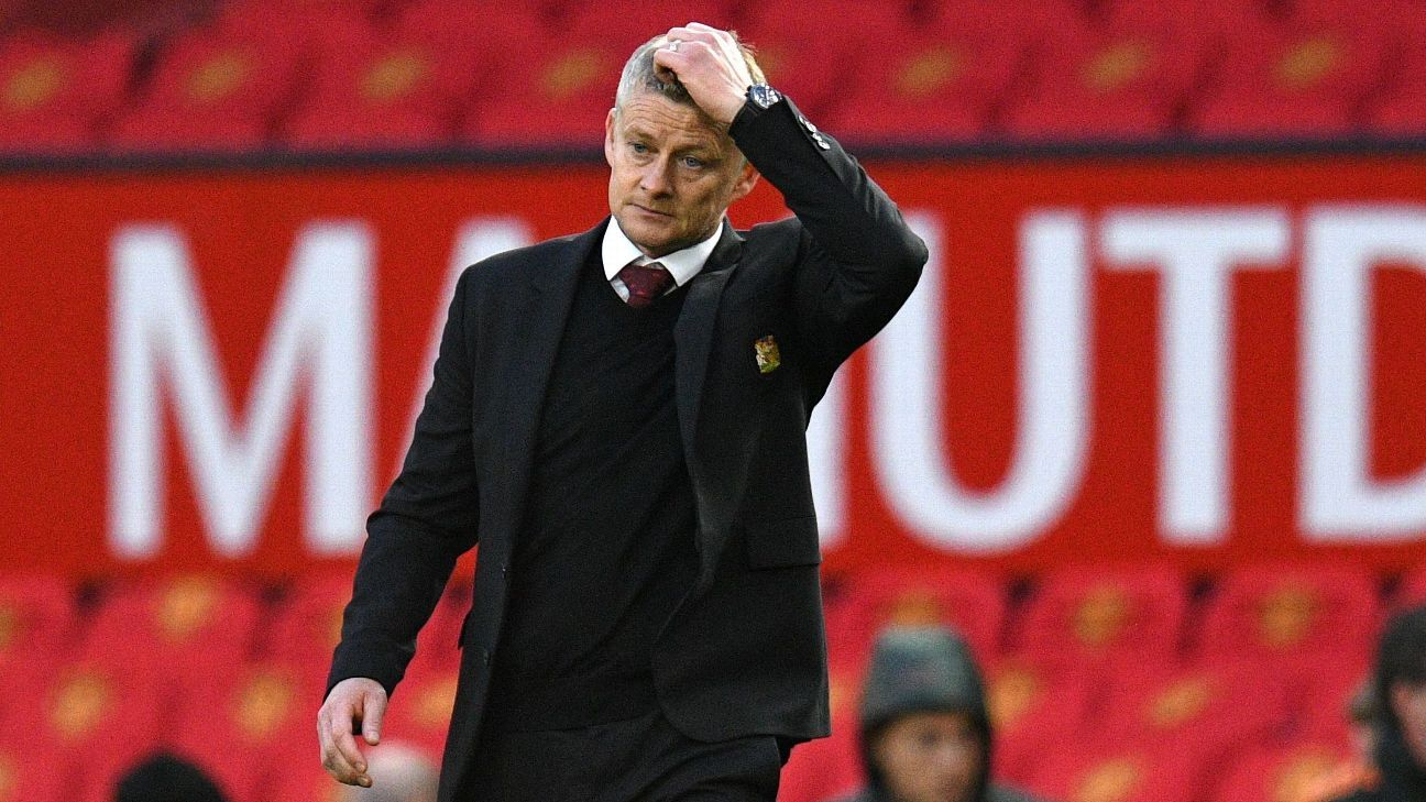 Man Utd vs PSG: Solskjaer facing fresh injury concerns ahead of Champions League clash