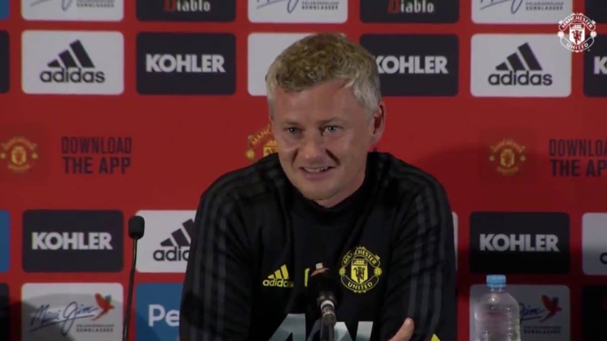 Man Utd vs Watford: Solskjaer reveals Player that will be allowed to Leave