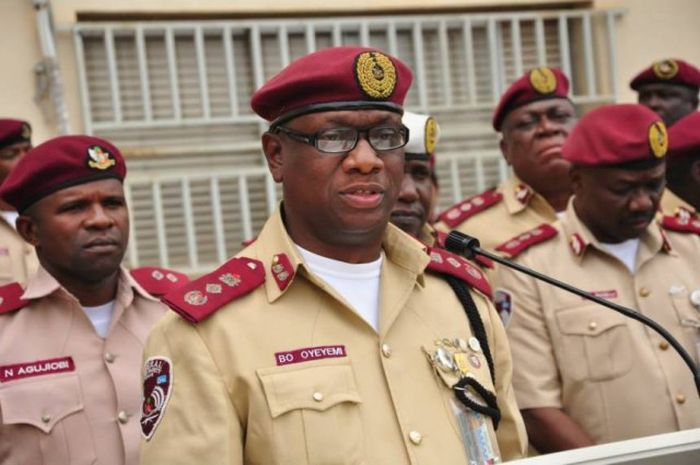 Man Who Stole FRSC Van In Abuja Arrested By Police