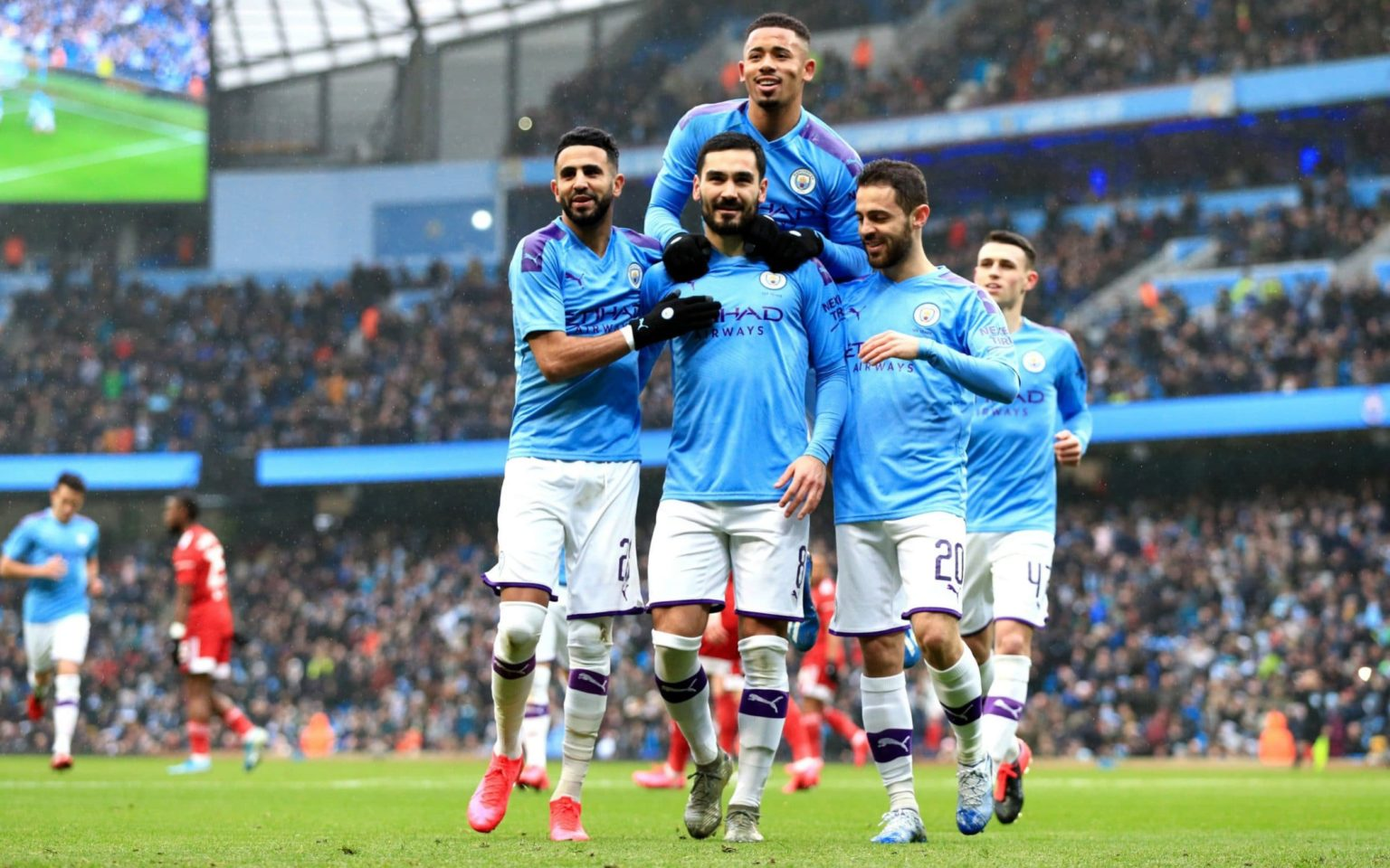 Manchester City wins Appeal against UEFA Ban, Set to play Champions League