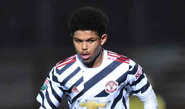 Manchester United Add Shoretire To Europa League Squad