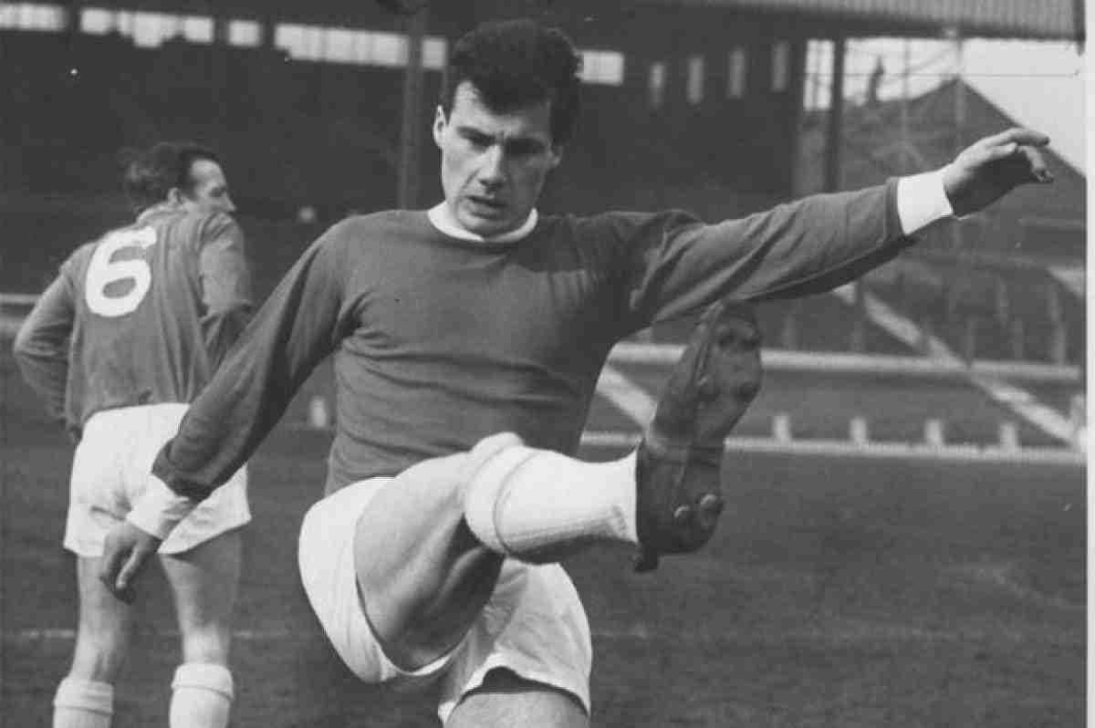 Manchester United's Phil Chisnall is dead