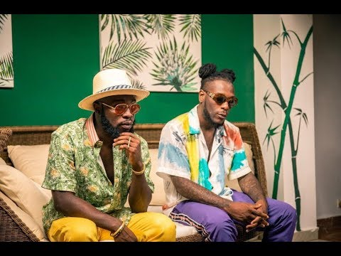 M.anifest Ft. Burna Boy - Tomorrow (Official Video)