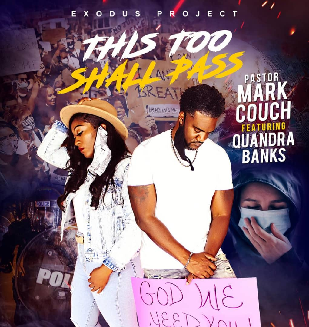 Mark Couch Ft. Quandra Banks - This Too Shall Pass