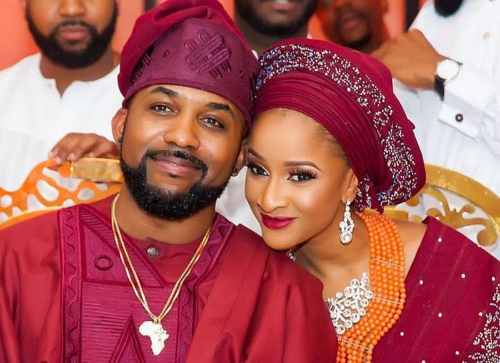 Marrying Adesua Etomi, Second Best Decision Of My Life – Banky W Reveals