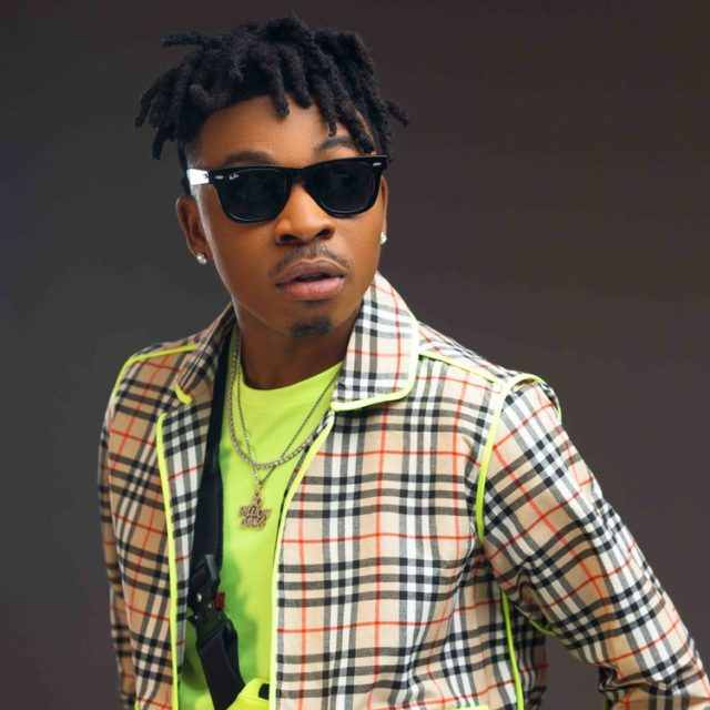 "Mayorkun's parents celebrate son for winning ""Best Street-Hop Artist award"" at the 14th Headies award show"
