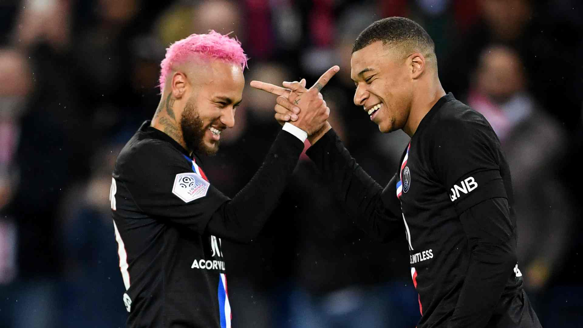 "Mbappe: Neymar's Desire To Stay ""Great News"" For PSG"