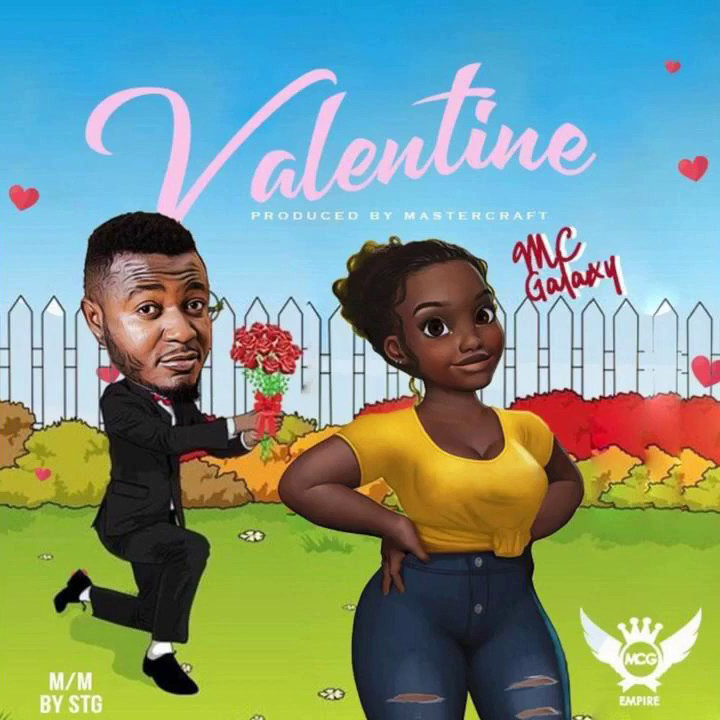 MC Galaxy - Valentine (Prod. By MasterKraft)
