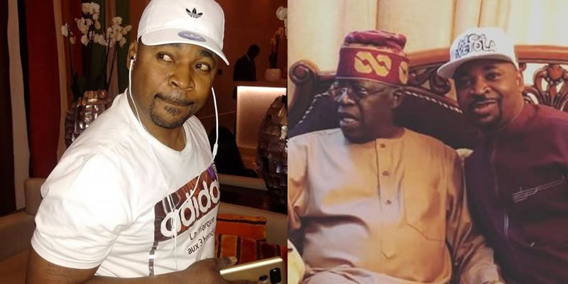 MC Oluomo Says - I Will Forever Stand With Tinubu (See Tweet)