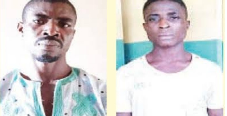Men Arrested for Possession of Used Female Pants Arraigned