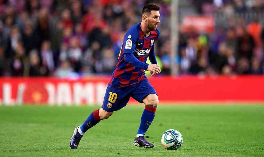 Messi always wants to assassinate goalkeepers - Caballero