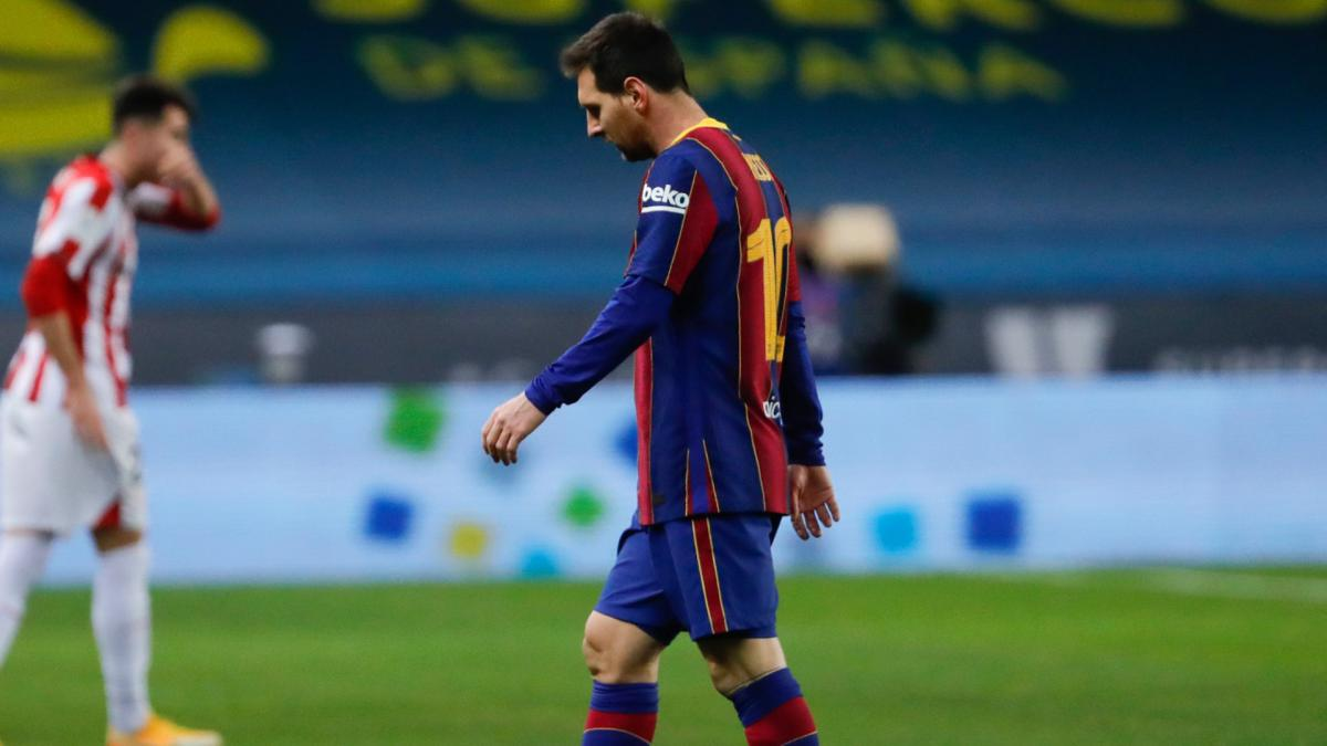Messi happy again at Barcelona, says Koeman