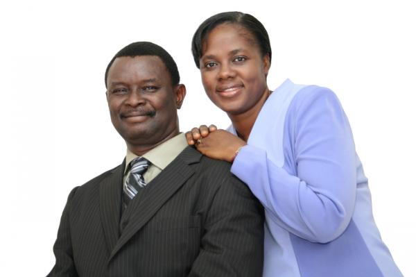 Mike Bamiloye Celebrates his wife Gloria Who Clocked 56Years