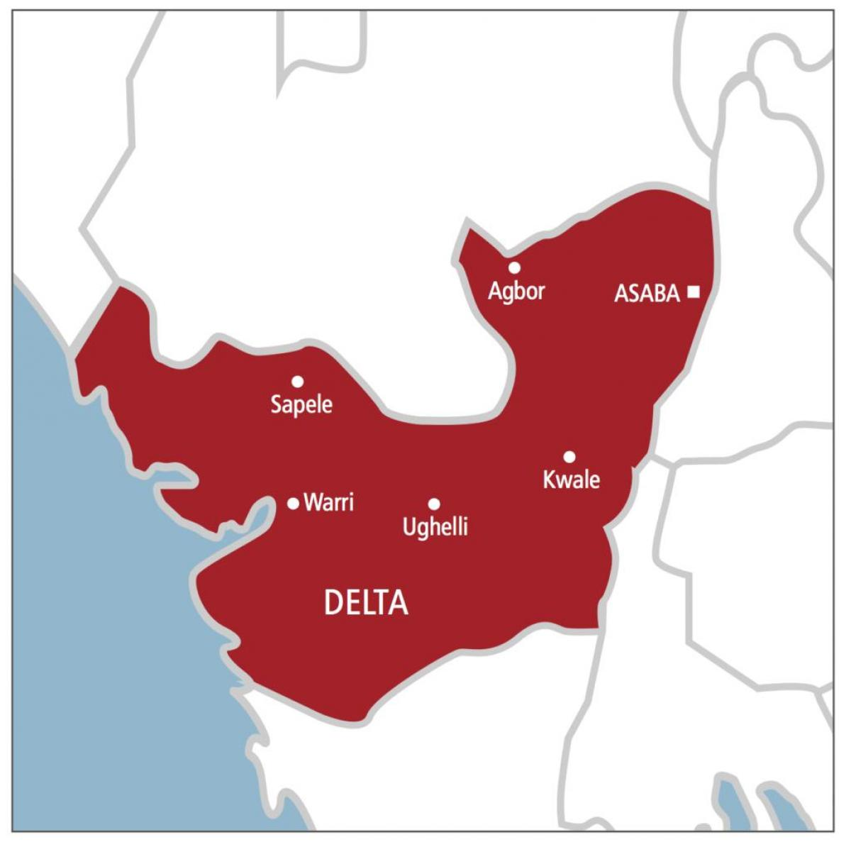 Mob set two suspected Armed Robbers ablaze in Delta State