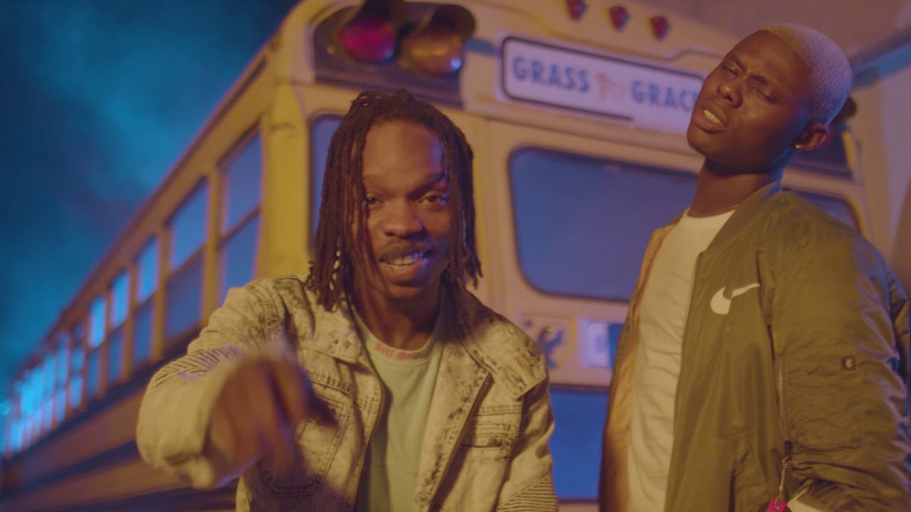 MohBad Ft. Naira Marley - Koma Jensun (Official Video)