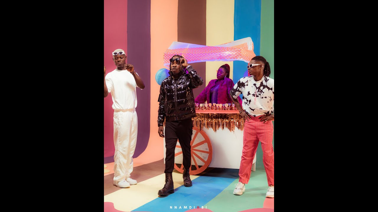 Mohbad Ft. Naira Marley & Lil Kesh - Ponmo (Official Video)