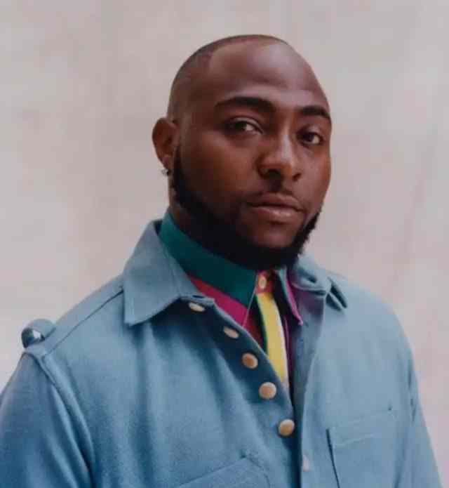 Davido reacts after Laycon called him one of the biggest voices in Afrobeats