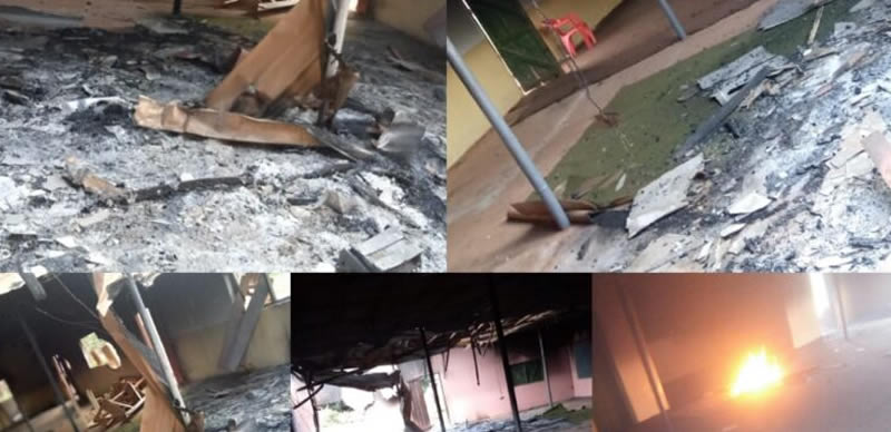 Mosques Reportedly Burnt, Tricycle Rider Stabbed As Hausas Clashes With Irate Youths In Enugu