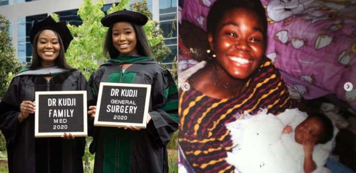 Mother and Daughter Graduate with Medical Degrees on the Same Day (Photos)