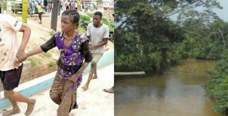 Mother of three Jumped into Osun River due to Financial Hardship