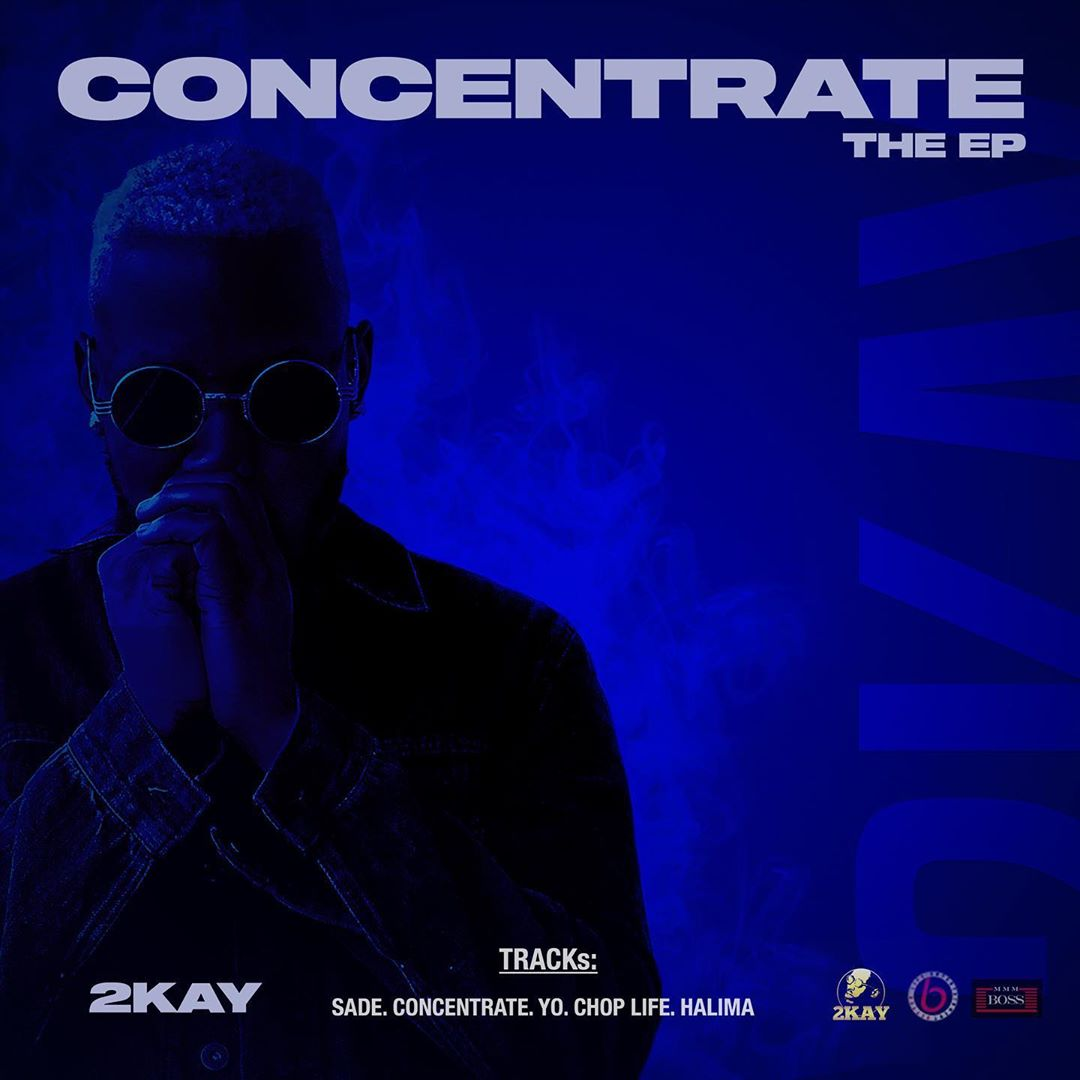 Mr 2Kay - Concentrate