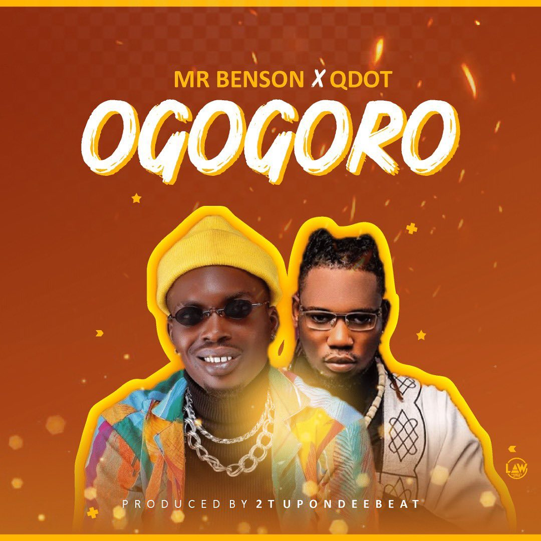 Mr Benson Ft. QDot - Ogogoro (Prod. By 2TBoyz)