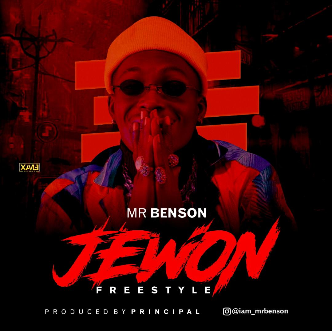Mr Benson - Jewon (Freestyle)