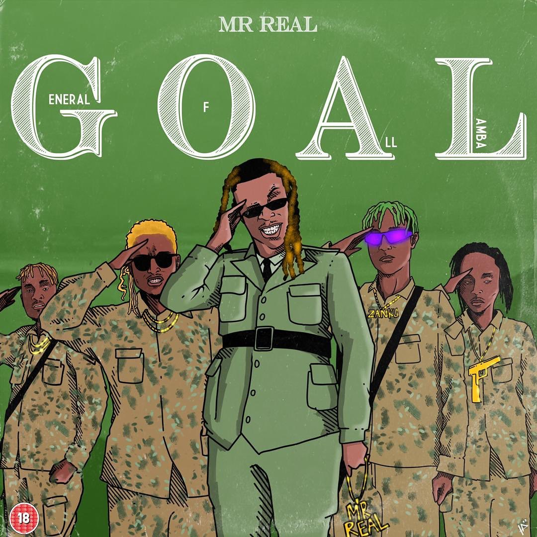 Mr Real - General Of All Lamba (GOAL) EP
