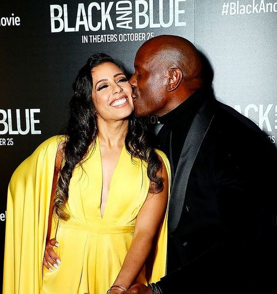 Musician And Actor, Tyrese Gibson And Wife, Samantha Split