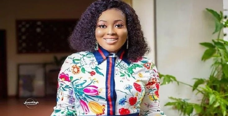 'My Biggest Regret in Life is Engaging in Lesbianism' - Actress Abena Ghana