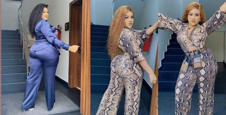 My Bum is too Big to Hide, Even the Blind can Feel it - Actress Nkechi Blessing