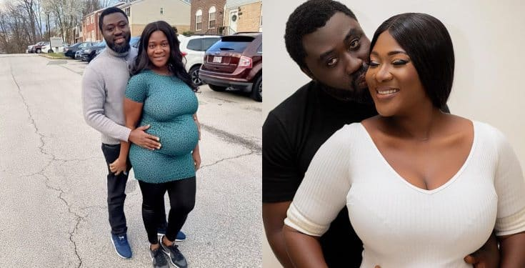 """My Wife has not Given Birth yet"" - Mercy Johnson's Husband Debunk Rumors"